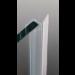 Guarnizione di tenuta ad aletta per vetri 6/8 mm GM72