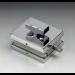 Chiavistello serie hd square per vetri 10/12 mm DQC63