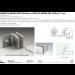 Morsetto muro/vetro 40x40 mm serie hd square per vetri 6/12 mm DQM52