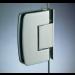 Cerniera con copertina serie hd regolabile laterale per vetri 8/10 mm CHD20
