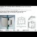 Cerniera con copertina serie hd regolabile 135° per vetri 8/10 mm CHD2135