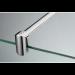 Asta di sicurezza muro/vetro con snodo a parete serie hd CHDA50