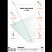 Kit tirante con attacco a parete Pensilina Glass Canopy GC-CAV1100-1300