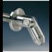 Snodo a parete ø30x43 mm aisi 316l Pensilina Glass Canopy GC-SNOD143