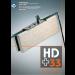 Cerniera superiore per tacca standard lm101 con cursore regolabile HD3301