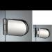 Cerniera per stipiti stretti in acciaio FH300C