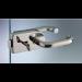 Serratura serie 120 small per stipiti con chiave patent S1207K