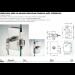 Serratura serie hd square serratura/pomello ante scorrevoli DQS15